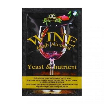 Bulldog Wine Yeast