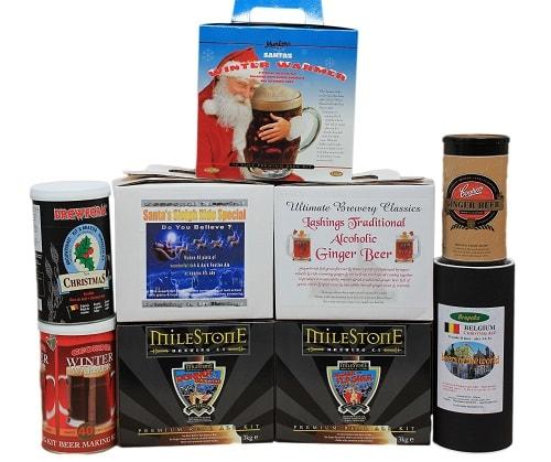 Christmas Beer Kits