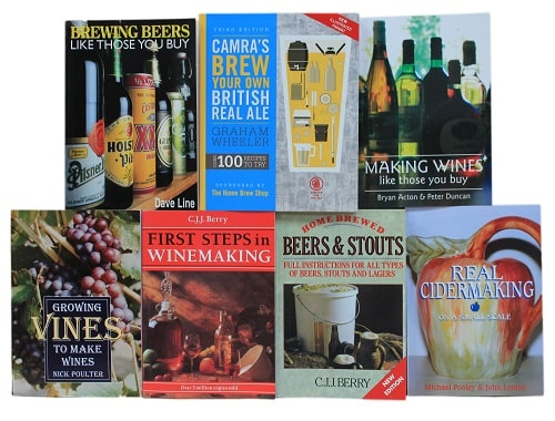 Beer Brewing Books