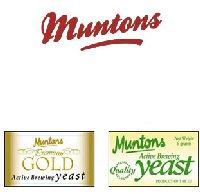 Muntons and Gervin Beer Yeast