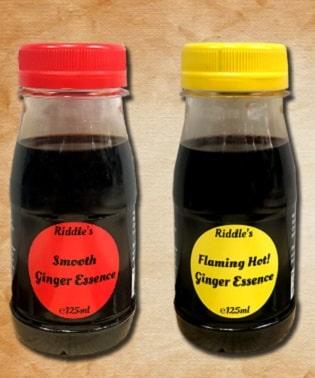 Riddles Ginger Essence