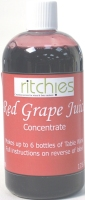 Concentrated Grape Juice