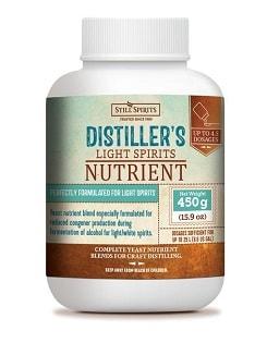 Still Spirits Distiller's Craft Distilling Yeasts & Nutrient