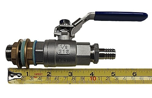 Tap Kit, Ball Valves and Parts